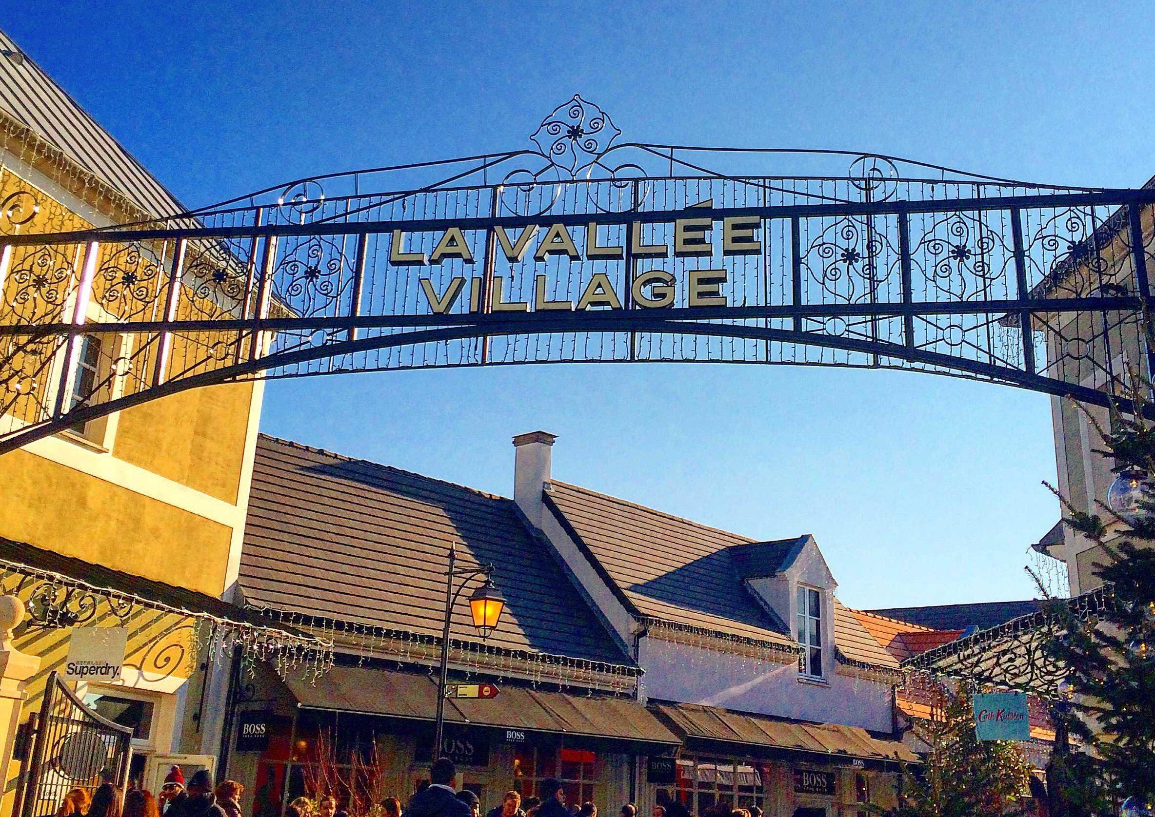 03167acbc9b3f La Vallée Village   le bon plan shopping outlet à 35 min de Paris