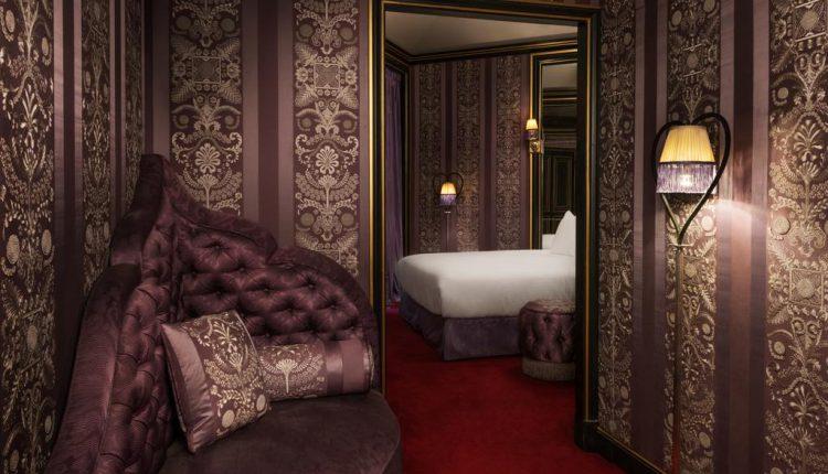La Maison Souquet : chambre d'hôtel insolite