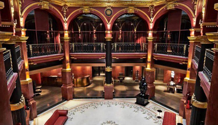 Hall du Banke Hôtel