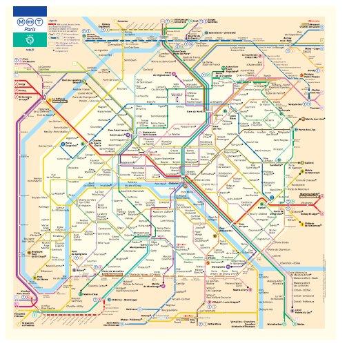 Guide Des Transports En Commun A Paris Metro Bus Rer Tram