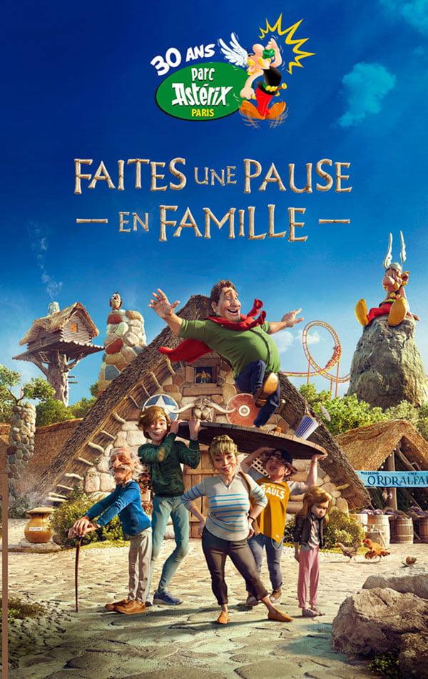 Parc Asterix prix
